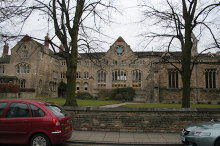 Stamford, Stamford School, Lincolnshire © Terry Butcher